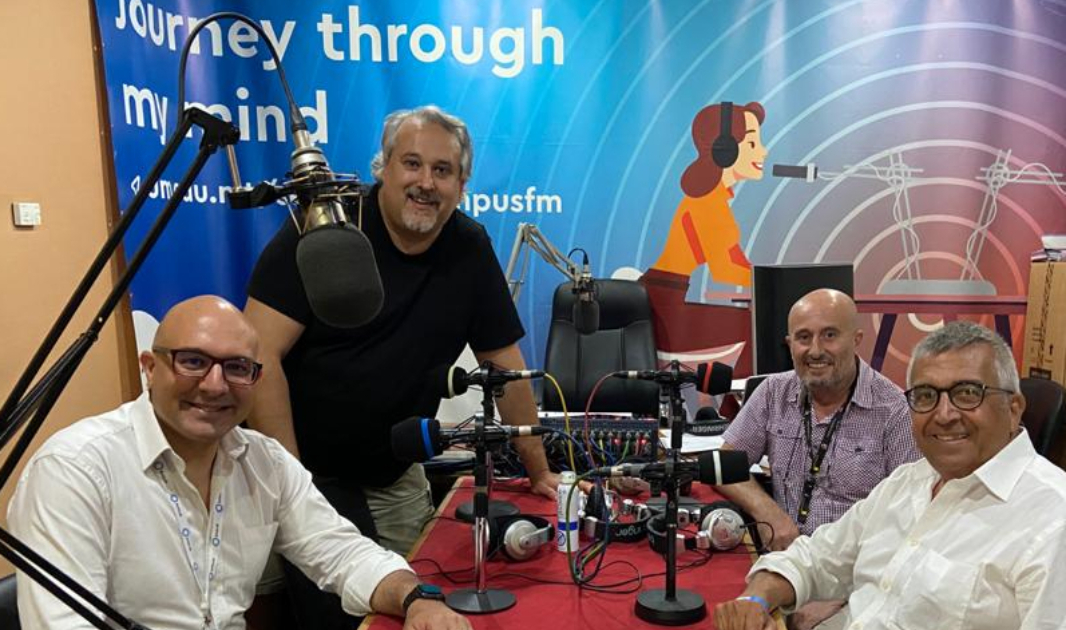 Evolve makes its big radio debut