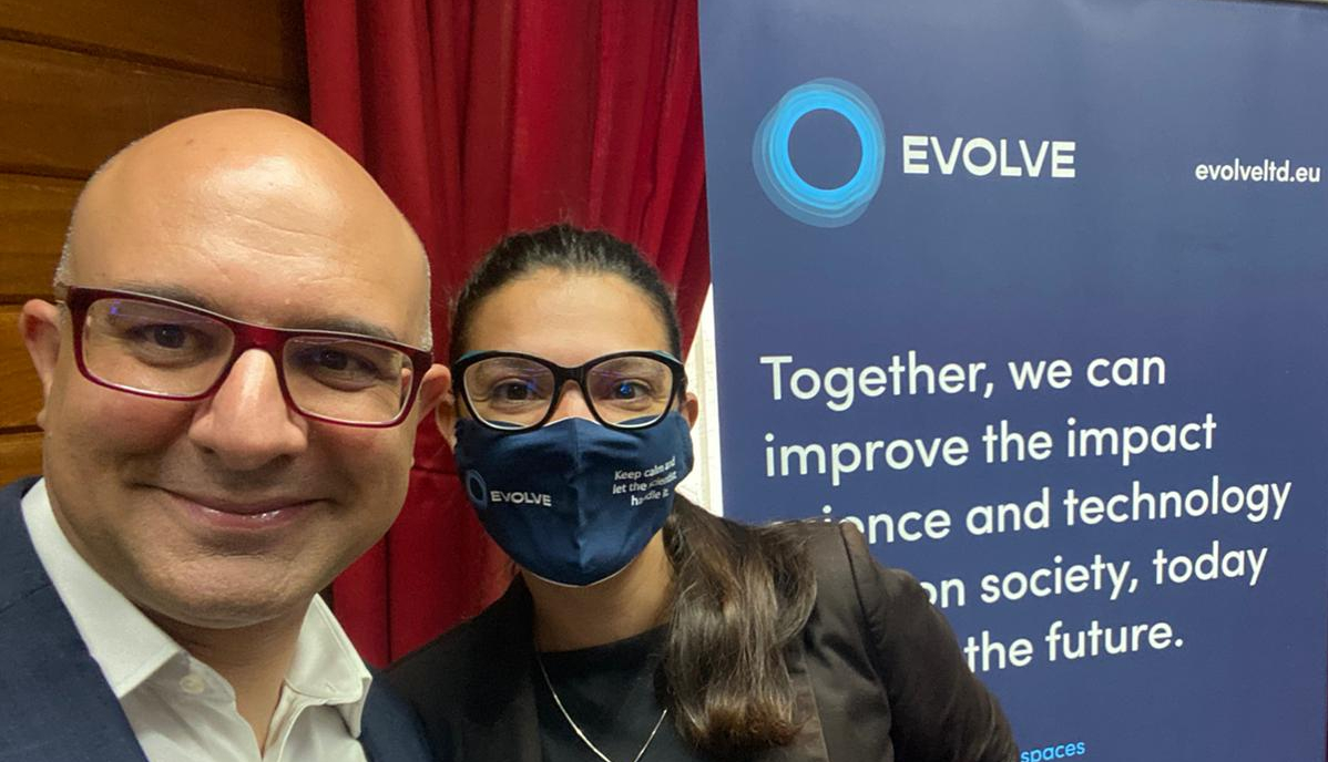 Evolve praised for 'pioneering' research deal