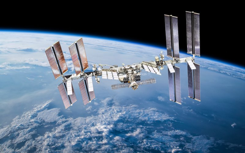 Space station welcomes Evolve-funded experiment